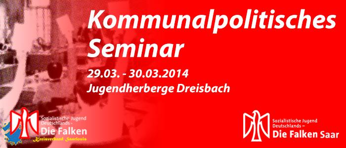 Kommunalpolitisches Seminar LaVe